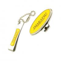 Кусачки IMAKATSU Line Cutter Magnetic Cap цв. yellow