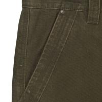 Шорты SEELAND Flint Shorts цвет Dark Olive превью 4