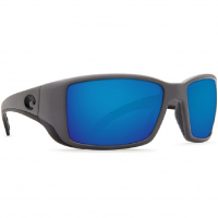 Очки COSTA DEL MAR Blackfin 580 P р. L цв. Matte Gray цв. ст. Blue Mirror