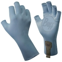 Перчатки рыболовные BUFF Water Gloves цвет Glacier Blue