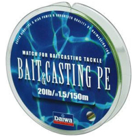 Плетенка DAIWA Bait & Cast PE #1,2 16Lb (150m)