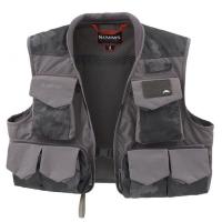 Жилет SIMMS Freestone Vest цвет Hex Flo Camo Carbon
