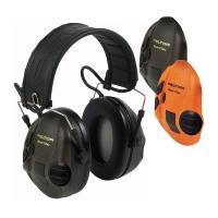 Наушники противошумные 3M PELTOR MT16H210F-478-GN SportTac Hunting стандартное оголовье