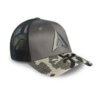 Бейсболка BRAKEN Caps цвет Camo Grey