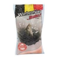 Прикормка MONDIAL-F Wintermix Roach Black Fluo 1 кг