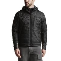 Куртка SITKA Kelvin AeroLite Jacket цвет Black превью 9