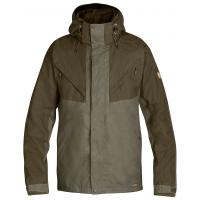 Куртка FJALLRAVEN Drev Jacket M цвет Dark Olive