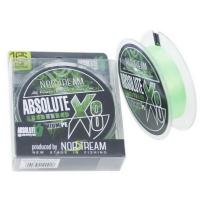 Плетенка NORSTREAM Absolute Game 8x #0,4 цв. fluo light green