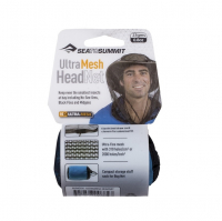Накомарник SEA TO SUMMIT Ultra-Fine Mesh Headnet цв. Black
