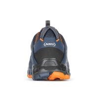 Ботинки треккинговые AKU Selvatica GTX цвет Blue / Orange превью 5