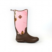 Коричневый / розовый камуфляж