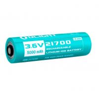 Аккумулятор OLIGHT Li-ion ORB-217C50 21700 3,7 В 5000 mAh