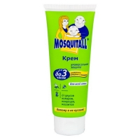 Крем MOSQUITALL Универсальная защита от комаров 75мл