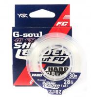 Флюорокарбон YGK G-soul Hi Grade Soft 100% Fluoro 30 м # 6