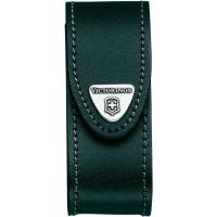 Чехол для ножа VICTORINOX Leather Belt Pouch для ножа 85 и 91 мм цвет черный