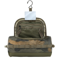 Несессер THE NORTH FACE Base Camp Travel Canister L 5,7 л цвет Burnt Olive Green Woods Camo