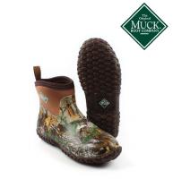 Сапоги MUCKBOOT Muckster II Ankle цвет Коричневый / камуфляж цвет Коричневый / камуфляж