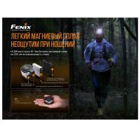 Фонарь налобный FENIX HL18R-T (Cree XP-G3 S3, EVERLIGHT 2835) превью 5