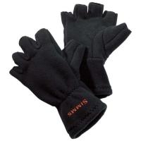 Перчатки SIMMS Freestone HalfFinger Glov цвет Black