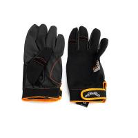 Перчатки NORIES Casting Glove NS-02 цвет Черный / оранжевый