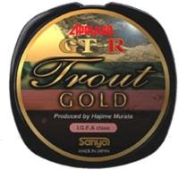 Леска SANYO Applaud GT-R Trout 100 м 0,156 мм цв. золотой