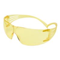 Очки защитные 3М SecureFit Amber c жёлтой линзой