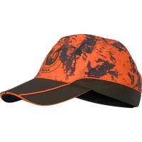 Кепка HARKILA Wildboar Pro Light Cap цвет AXIS MSP Orange Blaze / Shadow brown