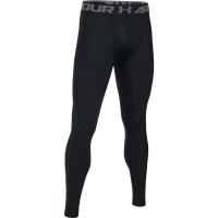Тайтсы UNDER ARMOUR HeatGear Armour 2.0 Leggings цвет Black / Graphite