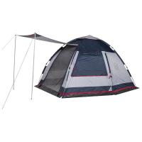 Палатка FHM Alioth 4 кемпинговая цвет Синий / Серый