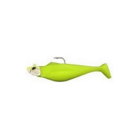chartreuse / silver