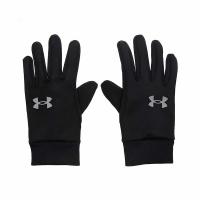 Перчатки UNDER ARMOUR Men's Armour Liner 2.0 цвет черный