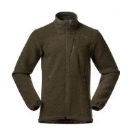 Куртка BERGANS Myrull V2 Outdoor Jacket цвет Dark Green Mud