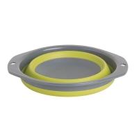 Миска OUTWELL Collaps Bowl складная р. S цв. Lime Green 9 х 20,5 см