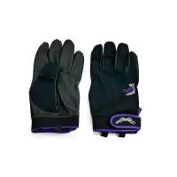 Перчатки NORIES Casting Glove NS-02 цвет Черный / Пурпурный