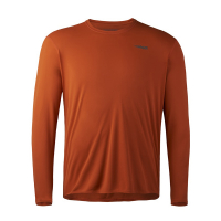 Футболка SITKA Basin Work Shirt LS цвет Burnt Orange
