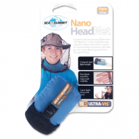 Накомарник SEA TO SUMMIT Nano Mosquito Headnet цв. Black