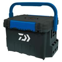 Ящик DAIWA Tackle Box TB9000 цв. Saltiga Blue / Black
