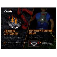 Фонарь налобный FENIX HL18R-T (Cree XP-G3 S3, EVERLIGHT 2835) превью 18