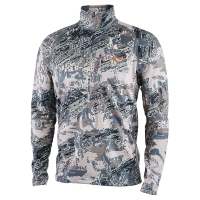Водолазка SITKA Hvy Wt Zip-T цвет Optifade Open Country