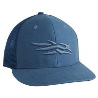 Бейсболка SITKA Flatbill Cap цвет Navy