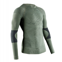 Футболка X-BIONIC Combat Energizer 4.0 Shirt LG Men цвет Оливковый