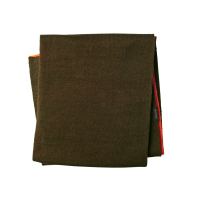 Шарф SEELAND Ian Reversible scarf цв. Hi-vis orange / Pine green