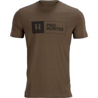 Футболка HARKILA Pro Hunter S/S цвет Slate brown превью 1