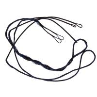 Трос QUEST АМР Cable цв. Black/Blue