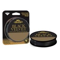 Плетенка BERKLEY Black Velvet 300 м 0,2 мм цв. черный