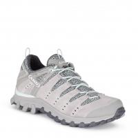 Ботинки треккинговые AKU WS Alterra Lite GTX цвет Light Grey / Jade