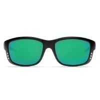 Очки COSTA DEL MAR Zane 580 P р. L цв. Black цв. ст. Green Mirror превью 2