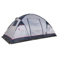 Палатка FHM Cassiopeia 4 кемпинговая цвет Синий / Серый