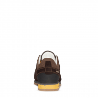Ботинки треккинговые AKU Bellamont III Suede GTX цвет Dark Brown / Yellow 504.3-305-10 превью 4