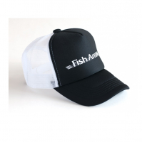Кепка FISH ARROW Mesh Cap FA цв. Black/White